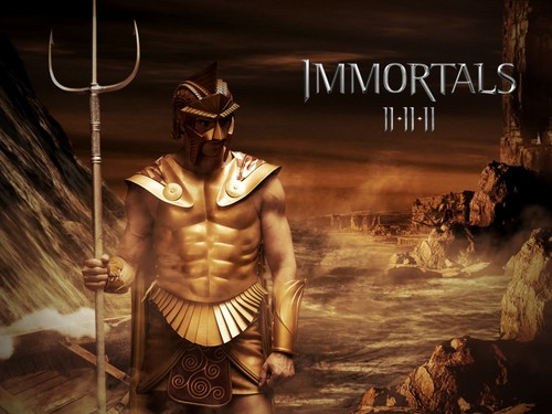 Immortals - movies Wallpaper