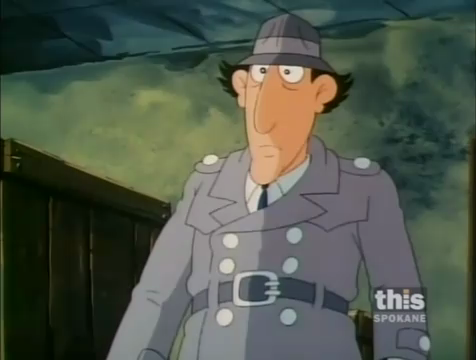 Inspector Gadget Is Always On Duty - inspector-gadget Photo