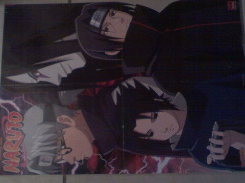 Itachi rouge moments