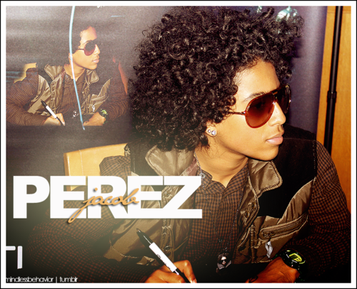 princeton (mindless behaviour) wallpaper containing sunglasses entitled Jacob Perez!