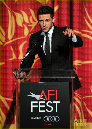 Jamie Bell: 'Adventures of Tintin' at AFI Fest!