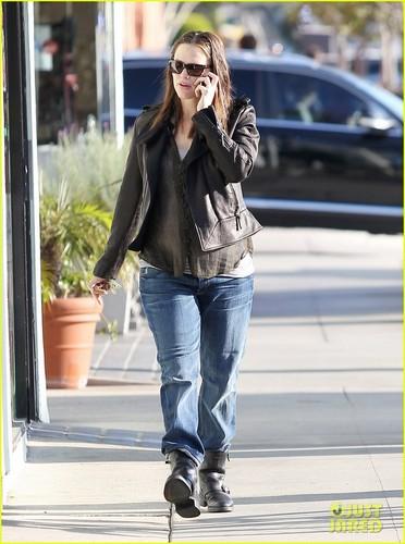 Jennifer Garner: Rachel Zoe Won't Put Me in Maternity Clothes