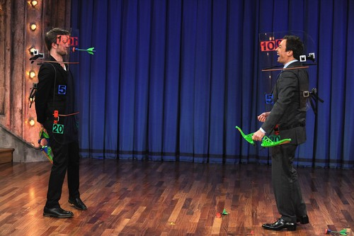 Jimmy Fallon tunjuk