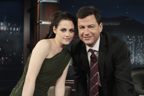 Jimmy Kimmel Live - November 10, 2011.