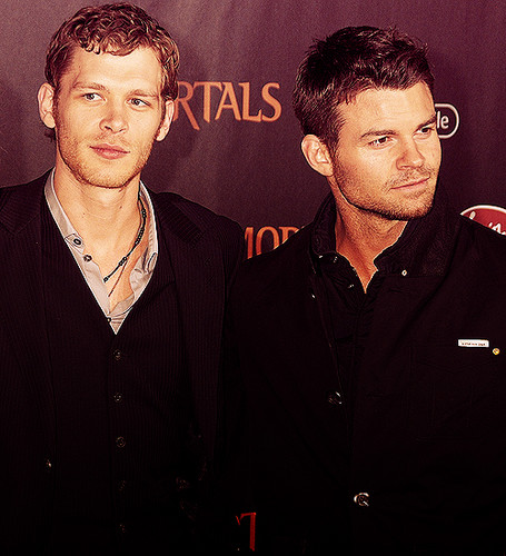 Joe and Daniel