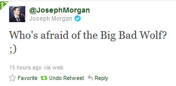 Joe's Tweet