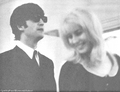 John and Cyn - cynthia-lennon photo