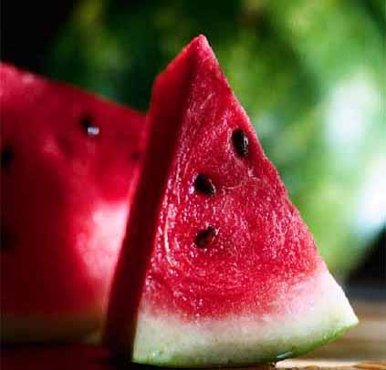 Juicy pastèque, melon d'eau