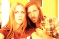 Juliana Hatfield and Evan Dando of The Lemonheads - juliana-hatfield photo