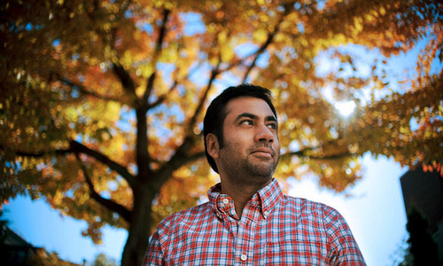 Kal Penn Photoshoot for The New York Times