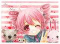 Kasane Teto - anime fan art