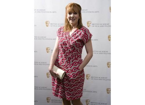 Katherine Parkison fond d'écran possibly containing a nightwear titled Katherine Parkinson