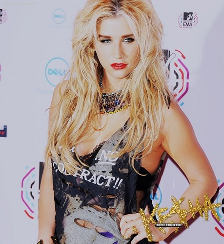 Ke$ha پیپر وال possibly containing a portrait titled Ke$ha