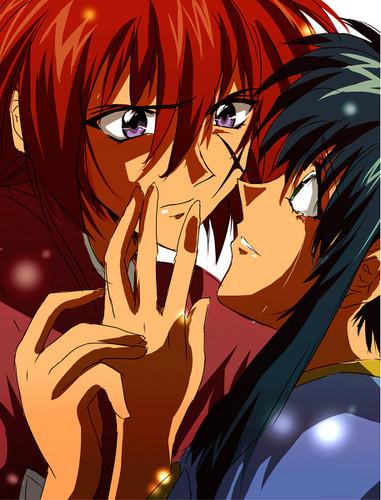 Kaoru & Kenshin images KenKao