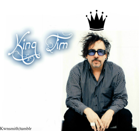 King Tim - tim-burton Fan Art