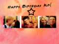 Kir bday wp <3 - brucas-lovers wallpaper