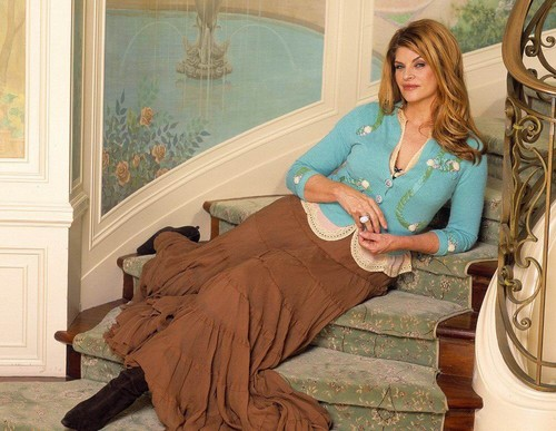 Kirstie Alley images Kirstie Alley  HD wallpaper and background photos