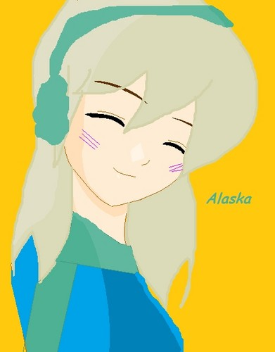 Kit-Chan and mine's OC Alaska