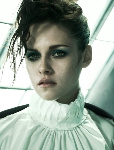 Kristen's Vogue Italia Fotos