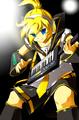 Len Kagamine - anime fan art