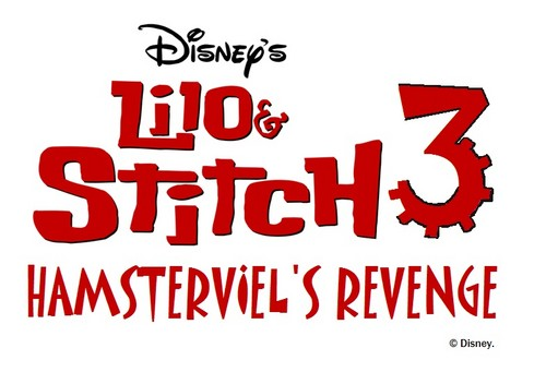 Lilo And Stitch 3: Hamsterviel's Revenge logo