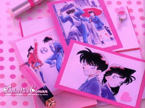 Love Ran AND Shinichi