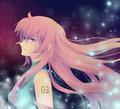 Luka Megurine - anime fan art