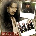Luke Evans Aramis