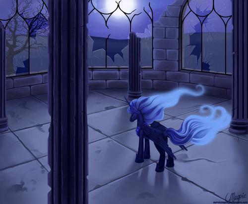 Luna's Victory