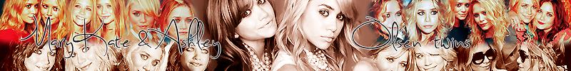 Mary-Kate & Ashley Olsen banner