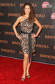 Melina Kanakaredes arrives at