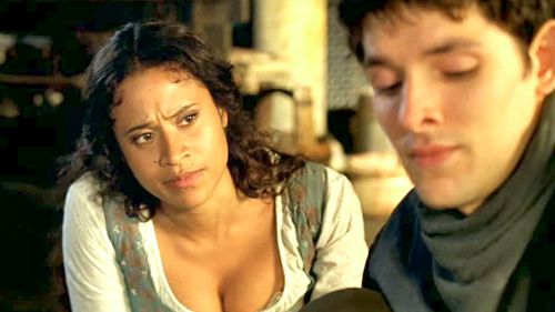 Merlin 4.07 - Guinevere anda Are Exquisite