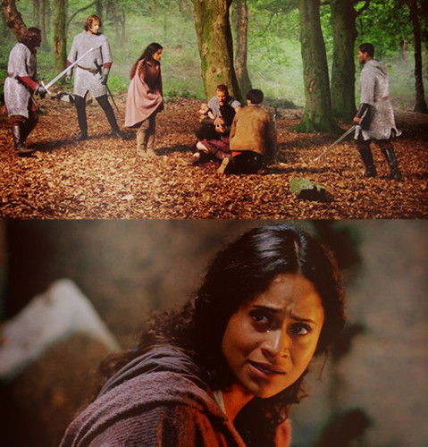 Merlin 4.08 - Guinevere and the Knights
