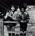 Michael And Paul - michael-jackson photo