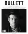 Michael C Hall On the Cover of Bullett Magazine