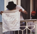 Michael's Message - michael-jackson photo