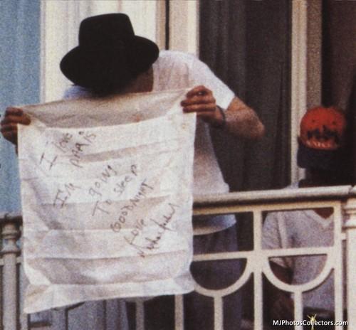 Michael's Message