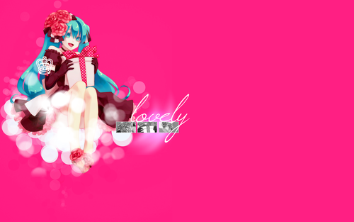 Miku Hatsune wallpaper