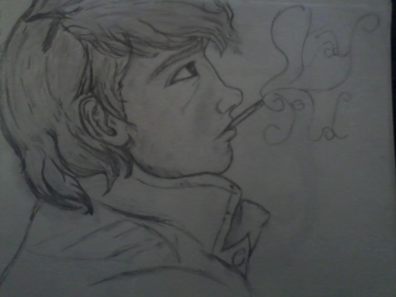 my johnny drawing johnny cade photo 26706045 fanpop