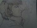 My Johnny Drawing:) - the-outsiders photo