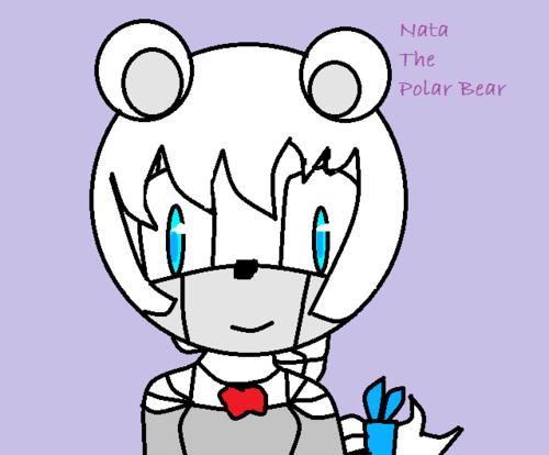 Nata the Polar bär
