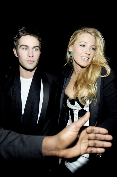 Nate and Serena