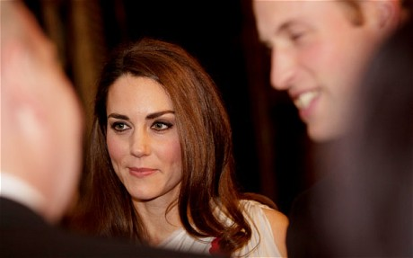 National Memorial Arboretum Appeal which William and Kate are hosting at St James Palace
