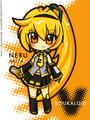 Neru Akita - anime fan art