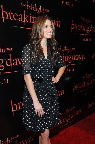 "Nikki at the ""Breaking Dawn: Part 1"" Concert Tour in San Francisco"