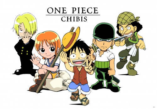 One Piece Chibi~