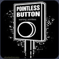 Pointless button t-shirt logo - asdf-movie photo