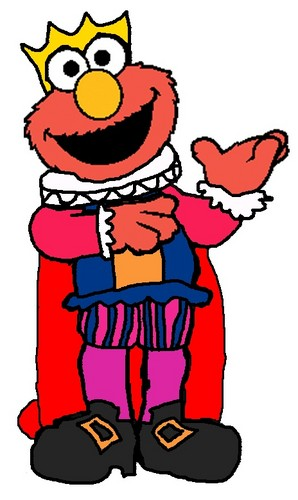Prince Elmo - elmo Fan Art