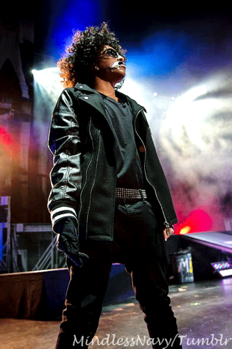 Princeton on Scream Tour!