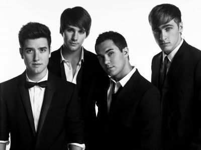 Promotional for Big Time Rush